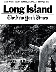 Long Island New York Times May 2000